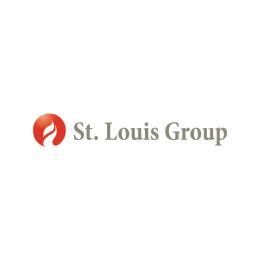 圣路易斯集团公司标志爱游戏社交游戏