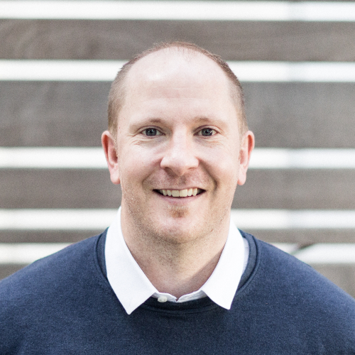 image of David Thompson - Sr. Commercial Operations Manager