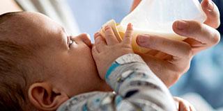 婴儿乳脂营养