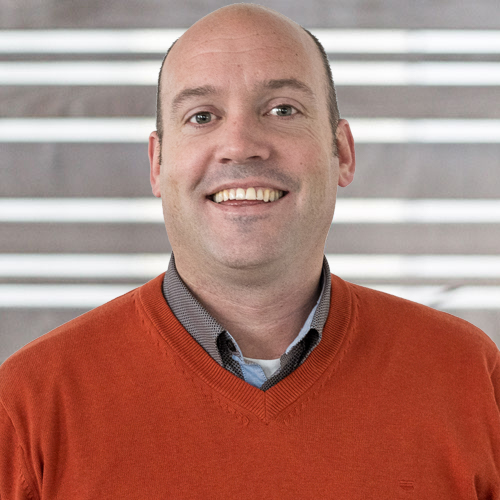 image of Frank Speetjens - EMEA Business Director