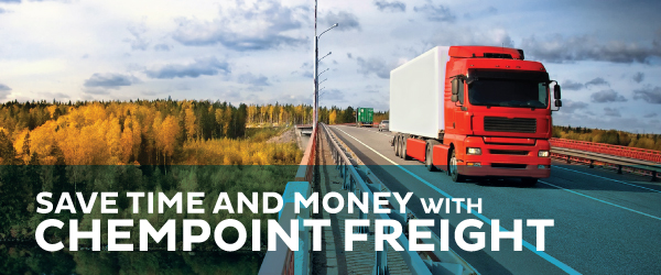 Learn about ChemPoint Freight