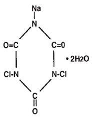 Sodium dichloro-(iso)cyanurate dihydrate- ACL56