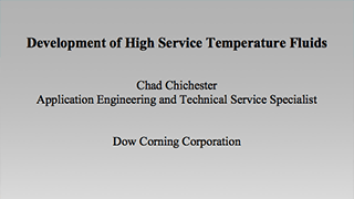 Development of High Service Temperature Fluids